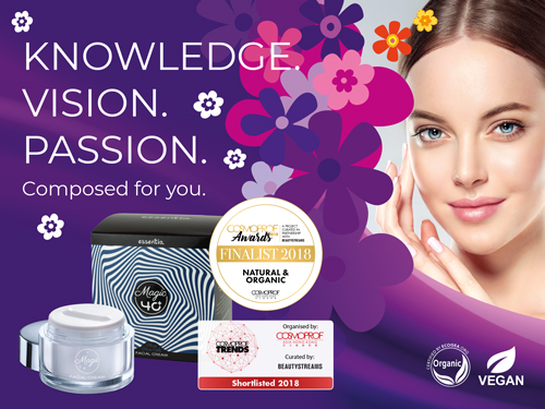 Essentiq – Manufacturer of Organic Cosmetics