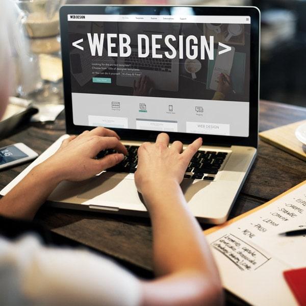 webdesign Vendi.digital
